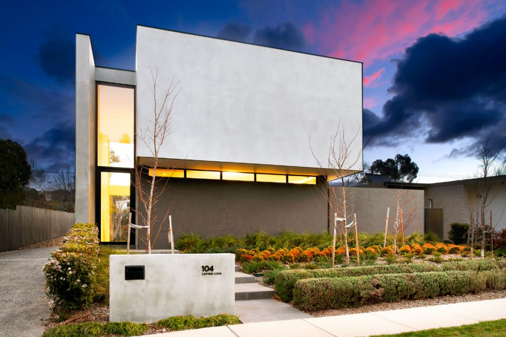 Custom homes image