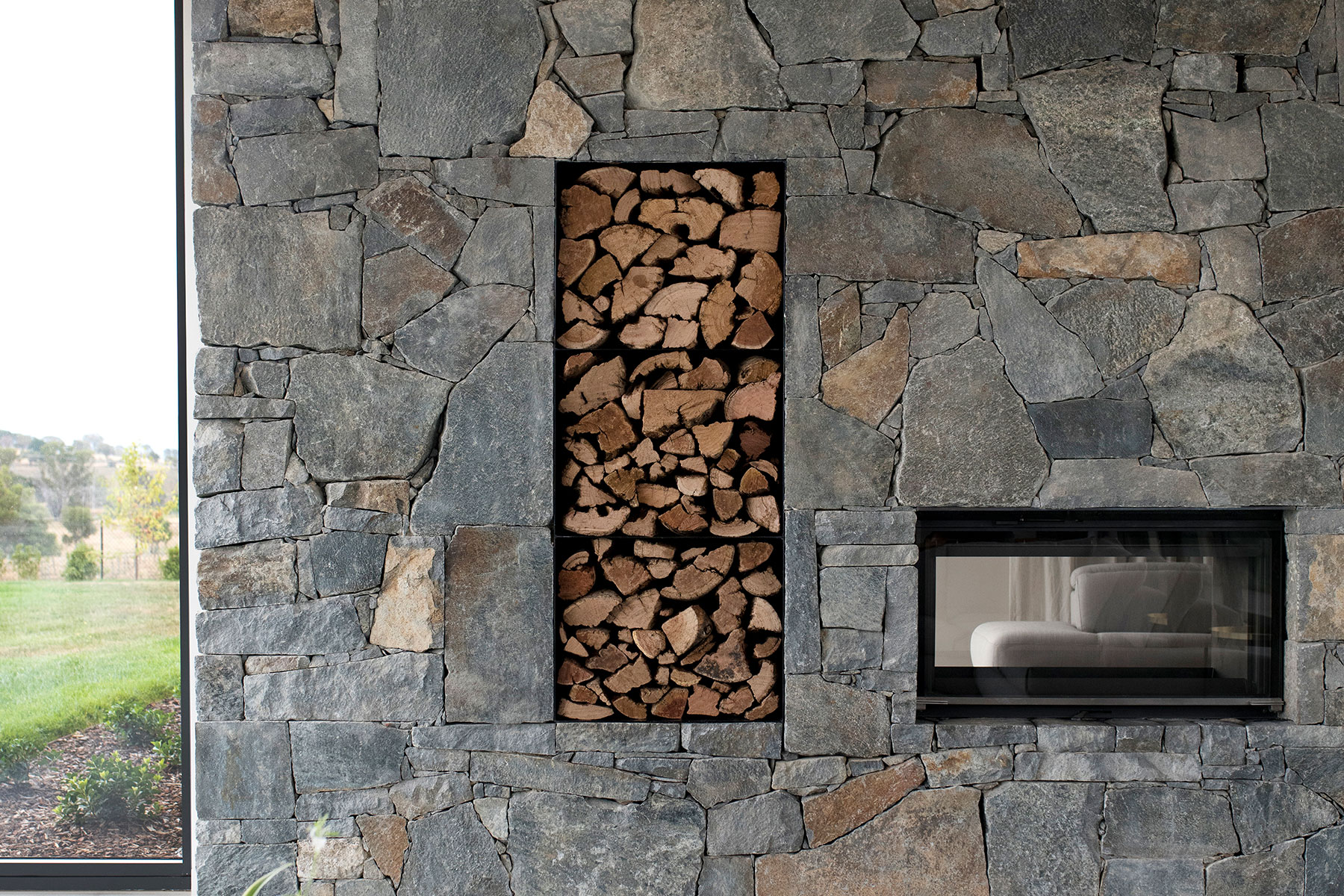 5 Fireplace trends