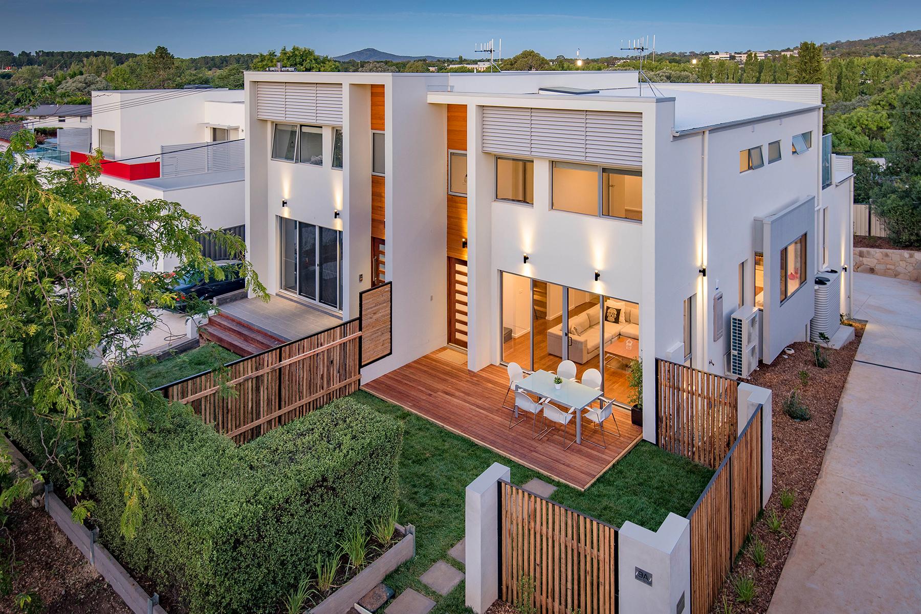 Building a dual living home