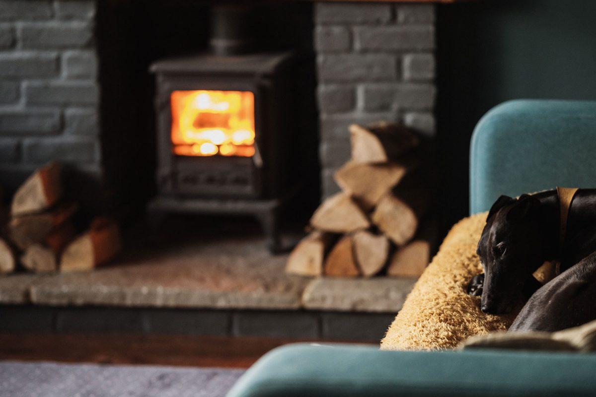 Choosing a fireplace